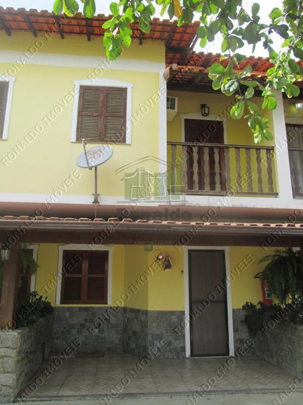 R149 – Casa duplex em condomínio 02 suítes, Peró – Cabo Frio