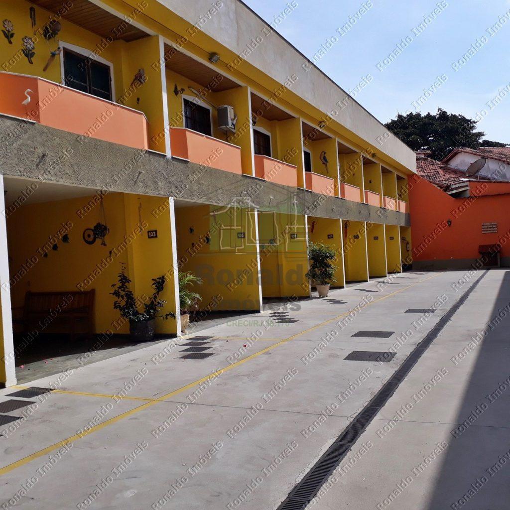 R206 – Casa duplex 104 m², 02 quartos, Peró – Cabo Frio