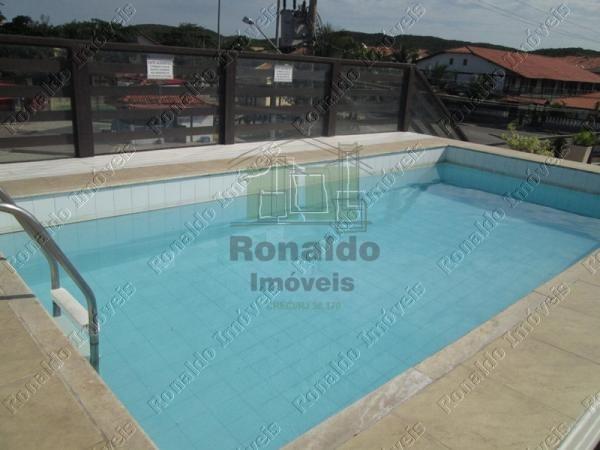 R25 – Apartamento Térreo 01 quarto, Peró – Cabo Frio