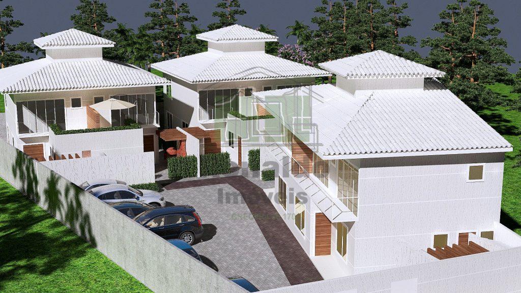 R209 – LANÇAMENTO!!! Casa independente, 03 quartos / 02 suítes, Peró – Cabo Frio