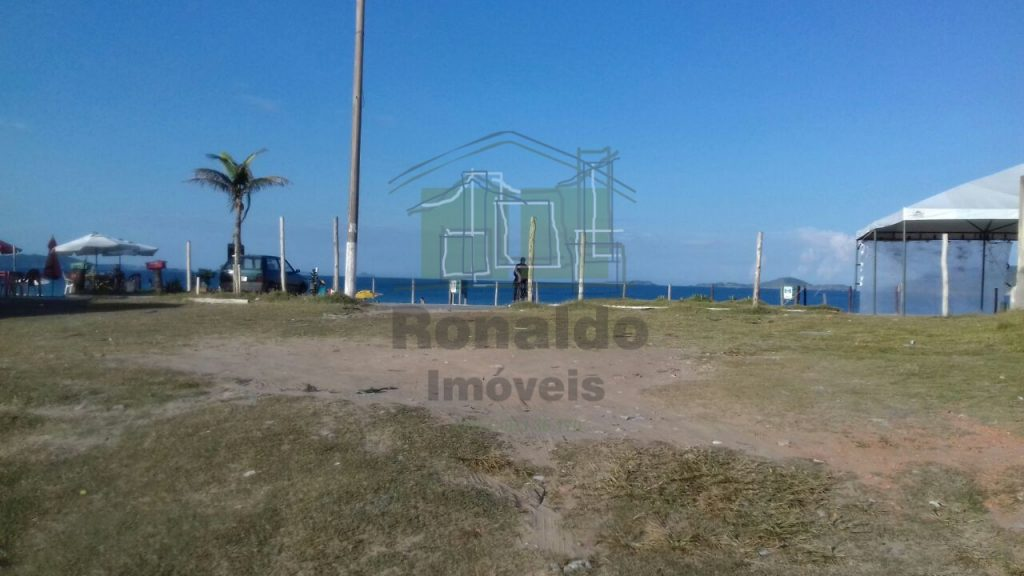 R188 – Raridade!Terreno na  Praia do Peró – 635 m²,  Cabo Frio