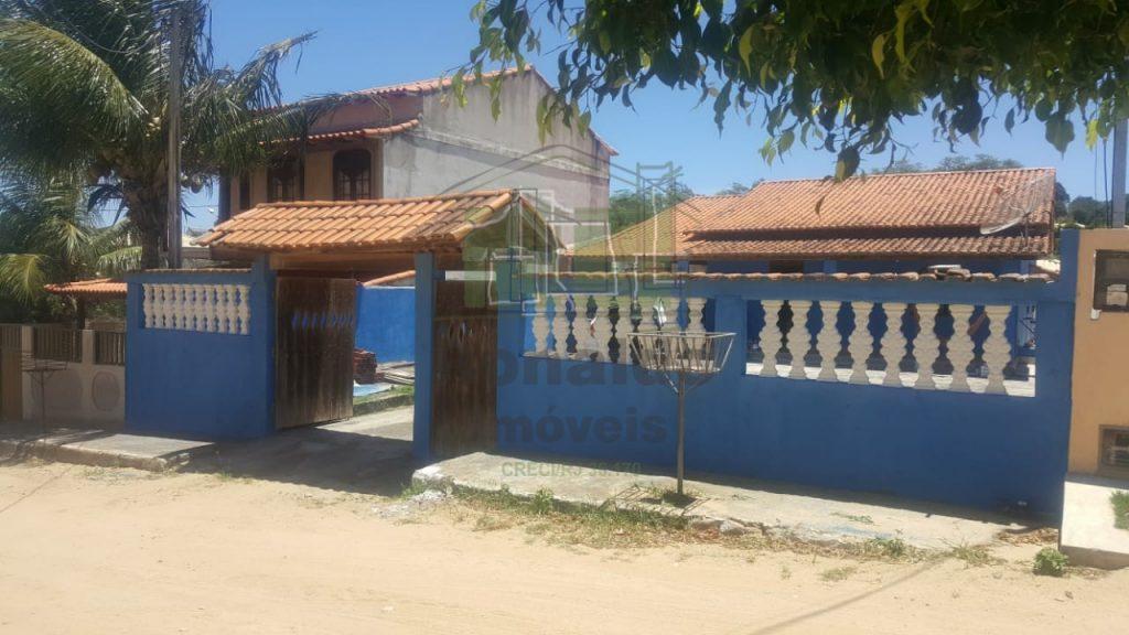 R205 – Casa térrea independente, 03 quartos – São Pedro da Aldeia – RJ