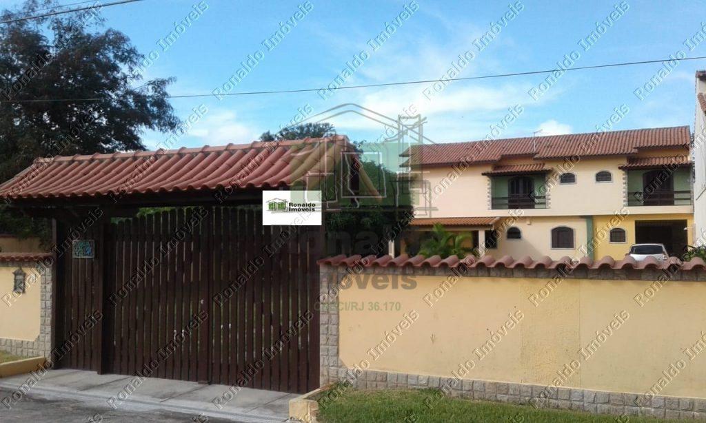 AT2003 – Aluguel Temporada, Linda casa independente, 05 suítes, Peró – Cabo Frio