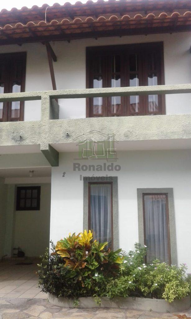 AT2018 – Temporada, Casa em condomínio 03 quartos, Peró – Cabo Frio – RJ