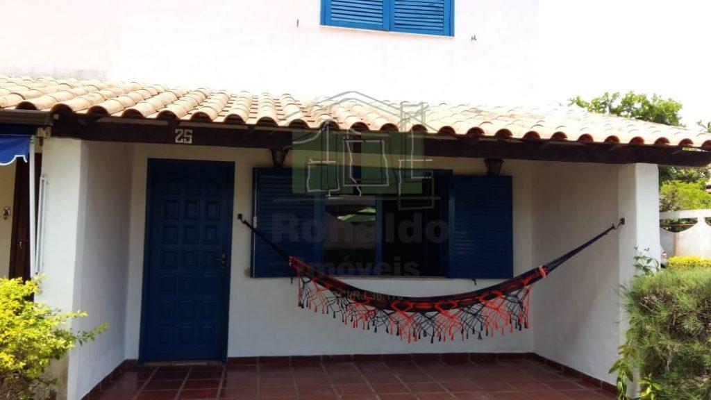 AT2001 – Aluguel Temporada, Casa 02 quartos, Peró – Cabo Frio