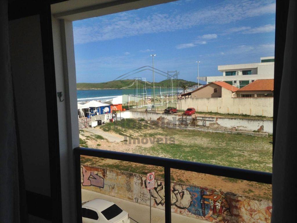 AT2041- Aluguel Temporada, Apartamento 02 quartos /01 suíte, Peró – Cabo Frio