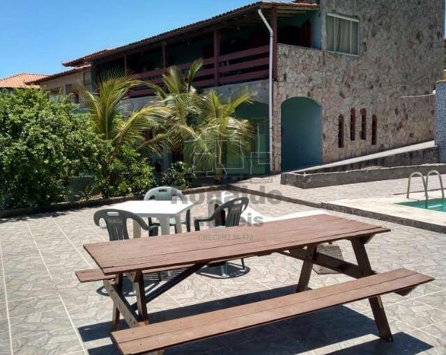 R234 – Casa independente 05 quartos, 01 suíte, Peró – Cabo Frio – RJ