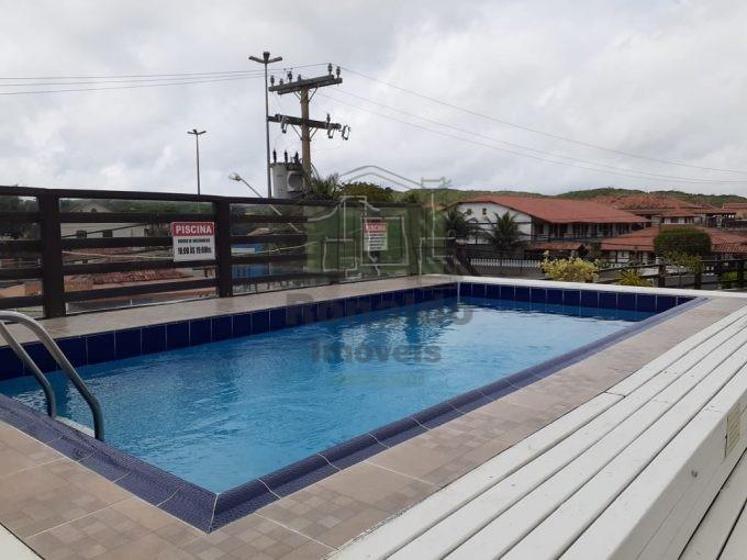 AT2044 – Apartamento Térreo, Condomínio com piscina. Peró – Cabo Frio – RJ