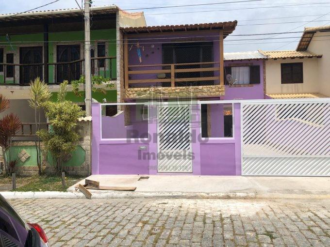 AT2051-Temporada, casa independente, 03 suítes, Peró – Cabo Frio – RJ