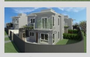 R257 – Lançamento, Casa duplex, 03 quartos / 02 suítes