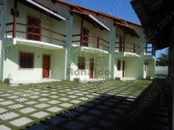AT2043 – Aluguel Temporada, Condomínio com piscina, Peró – Cabo Frio – RJ