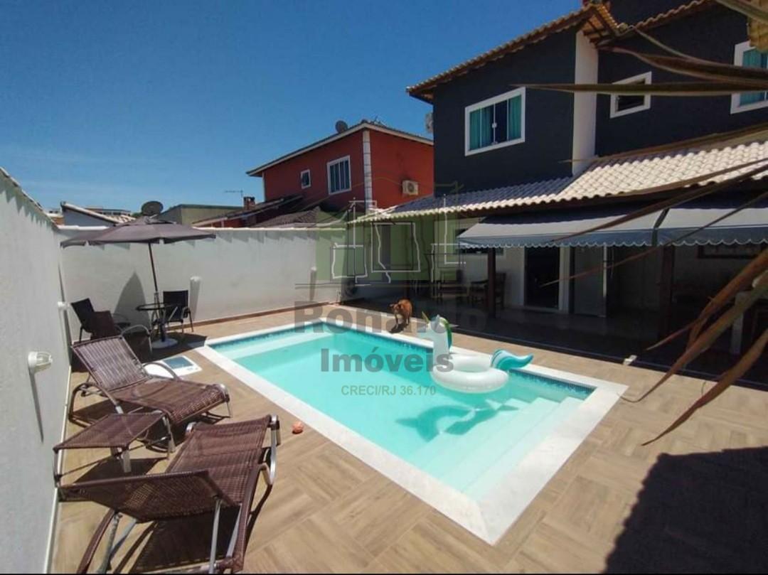 R296 – Casa duplex independente, 04 quartos, Peró -Cabo Frio – RJ