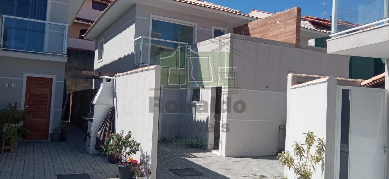 R300 – Casa independente 03 quartos sendo 02 suítes, Peró – Cabo Frio – RJ