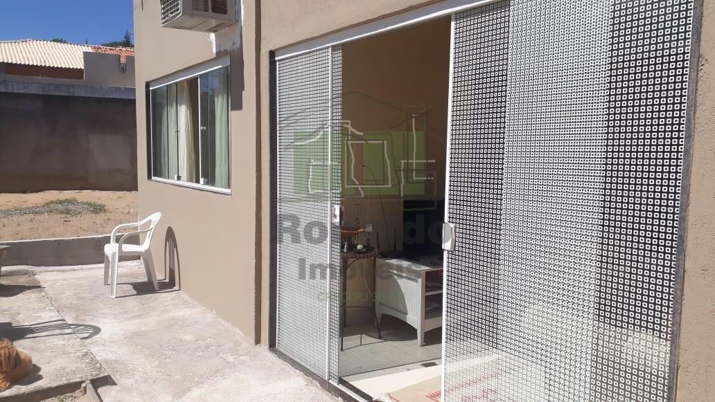 R293 – Casa Térrea independente, 02 quartos, Caminho de Búzios – Cabo Frio – RJ
